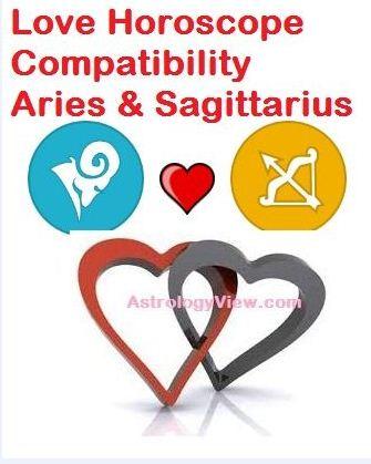 Love Horoscope Compatibility Aries and Sagittarius
