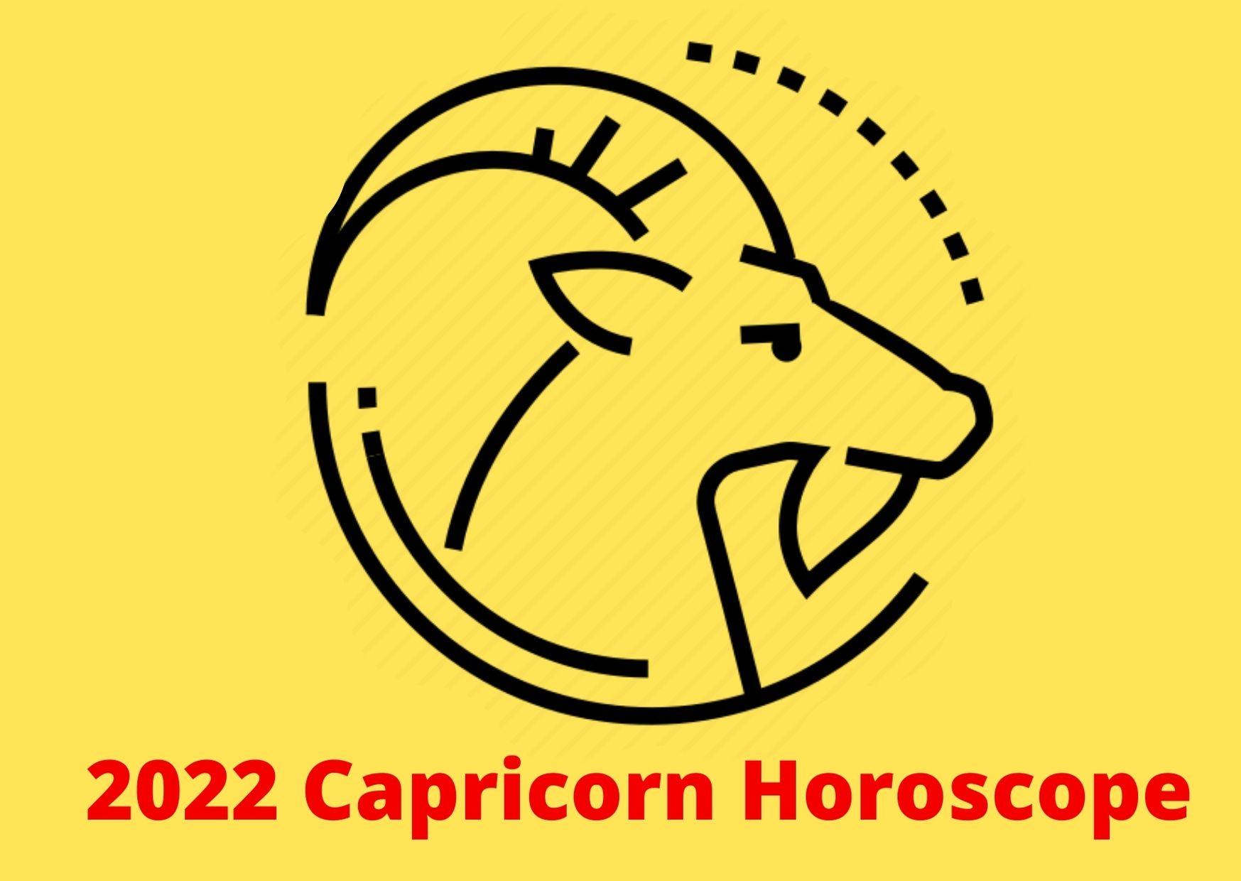 2022 Capricorn Horoscope